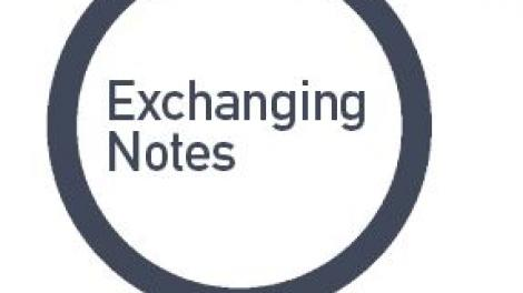 Exchanging Notes Logo