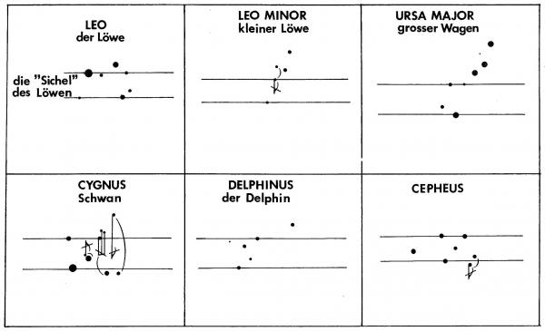 stockhausen constellations